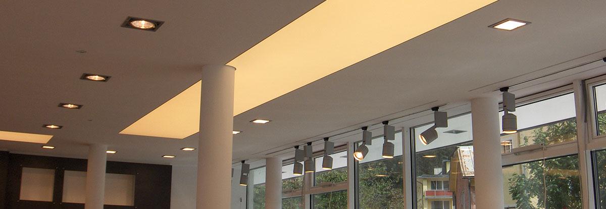Illuminated Ceiling Tiles Rebellions